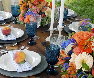 Banner Elk NC Catering Services for Weddings